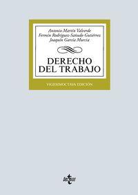 (28 ED) DERECHO DEL TRABAJO