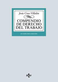 (12 ED) COMPENDIO DE DERECHO DEL TRABAJO