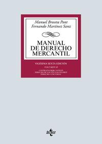 (26 ED) MANUAL DE DERECHO MERCANTIL II