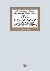 (16 ED) MANUAL BASICO DE DERECHO ADMINISTRATIVO