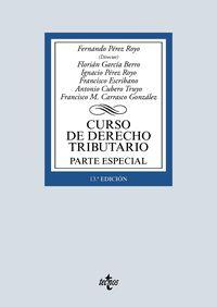 (13 ED) CURSO DE DERECHO TRIBUTARIO - PARTE ESPECIAL