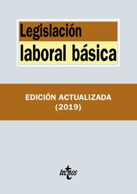 (12 ED) LEGISLACION LABORAL BASICA