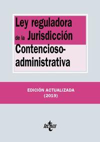 (21 ed) ley reguladora de la jurisdiccion contencioso-administrativa - Aa. Vv.