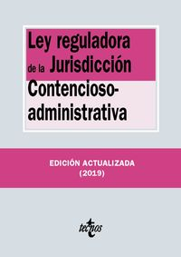 (21 ED) LEY REGULADORA DE LA JURISDICCION CONTENCIOSO-ADMINISTRATIVA