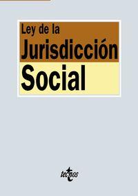 (8 Ed) Ley De La Jurisdiccion Social - Aa. Vv.