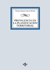 Prevalencia En La Planificacion Territorial - Veronica Y. Garcia-Morales