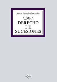 Derecho De Sucesiones - Javier Fajardo Fernandez