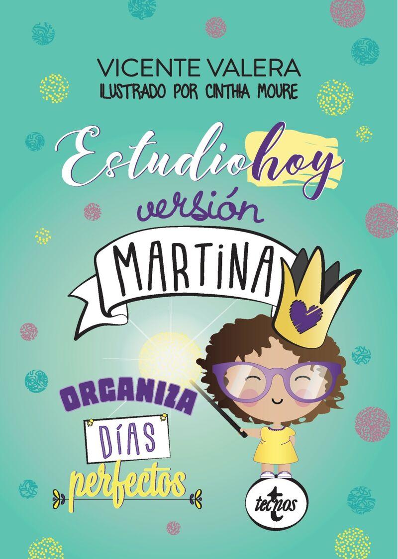 ESTUDIOHOY VERSION MARTINA - ORGANIZA DIAS PERFECTOS (VERDE)