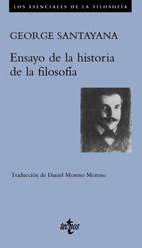 ENSAYOS DE LA HISTORIA DE LA FILOSOFIA