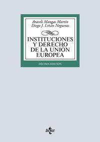 (10 ED) INSTITUCIONES Y DERECHO DE LA UNION EUROPEA