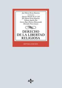 (7 ED) DERECHO DE LA LIBERTAD RELIGIOSA