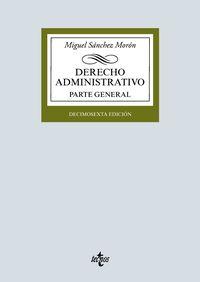 (16 ED) DERECHO ADMINISTRATIVO - PARTE GENERAL