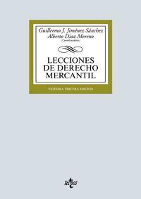 (23 ED) LECCIONES DE DERECHO MERCANTIL