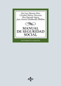 (16 ED) MANUAL DE SEGURIDAD SOCIAL