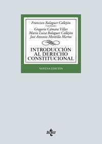 (9 ED) INTRODUCCION AL DERECHO CONSTITUCIONAL