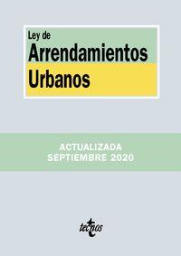 (8 ED) LEY DE ARRENDAMIENTOS URBANOS