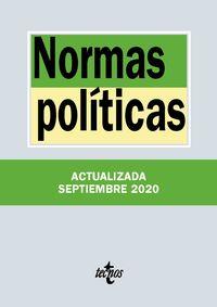 (21 ED) NORMAS POLITICAS