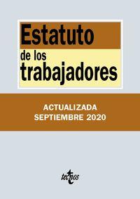 (36 ED) ESTATUTO DE LOS TRABAJADORES