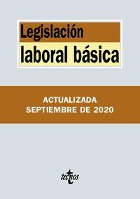 (13 ED) LEGISLACION LABORAL BASICA