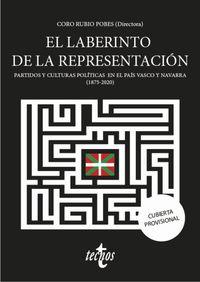 EL LABERINTO DE LA REPRESENTACION - PARTIDOS Y CULTURAS POLITICAS EN EL PAIS VASCO Y NAVARRA (1875-2020)