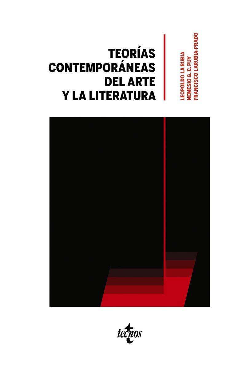 TEORIAS CONTEMPORANEAS DEL ARTE Y LA LITERATURA