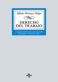 (42 ED) DERECHO DEL TRABAJO