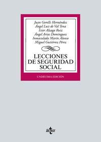 (11 ED) LECCIONES DE SEGURIDAD SOCIAL