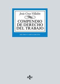 (14 ED) COMPENDIO DE DERECHO DEL TRABAJO