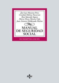 (17 ED) MANUAL DE SEGURIDAD SOCIAL