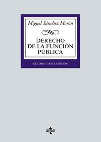 (14 ED) DERECHO DE LA FUNCION PUBLICA