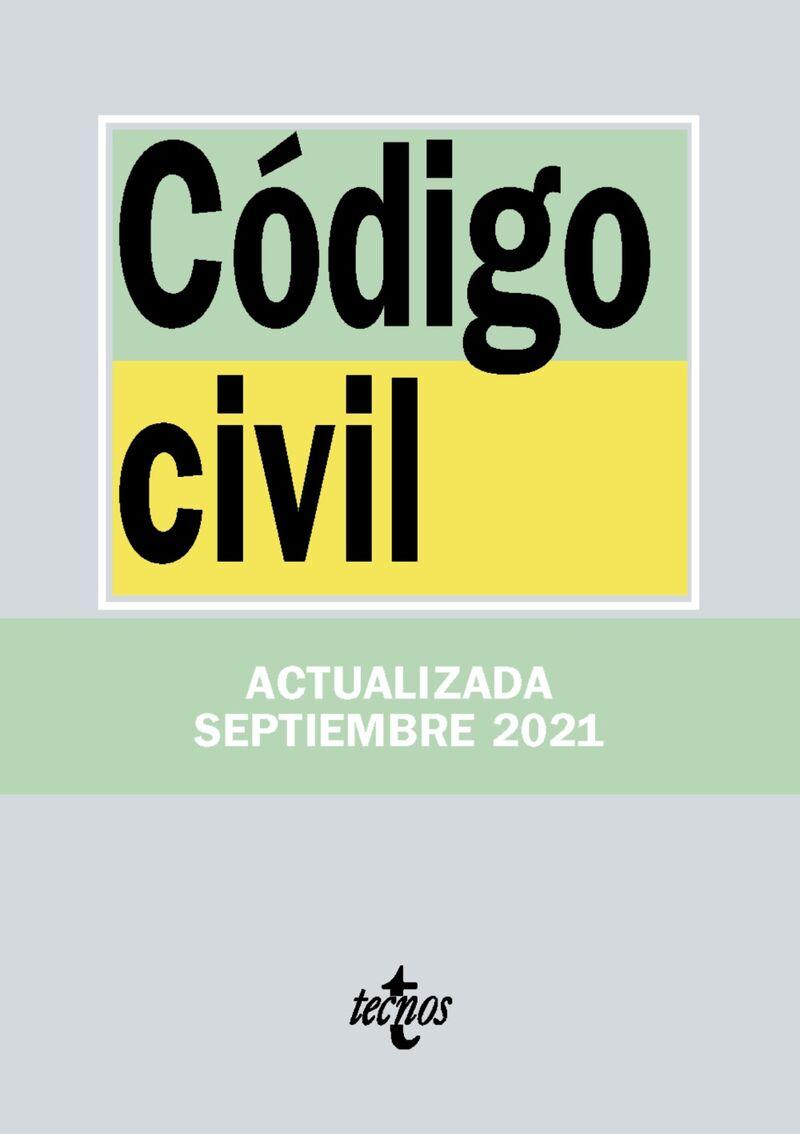 (40 ED) CODIGO CIVIL