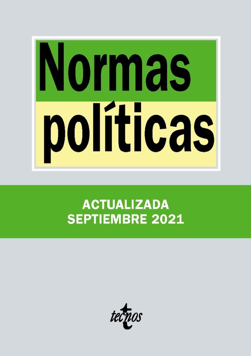 (22 ED) NORMAS POLITICAS