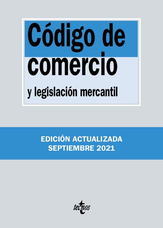 (38 ED) CODIGO DE COMERCIO - Y LEGISLACION MERCANTIL