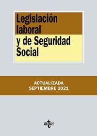 (23 ED) LEGISLACION LABORAL Y DE SEGURIDAD SOCIAL