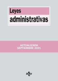 (5 ED) LEYES ADMINISTRATIVAS