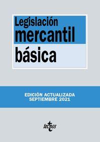 (18 ED) LEGISLACION MERCANTIL BASICA