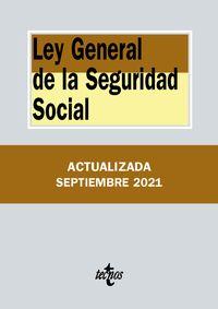 (23 ED) LEY GENERAL DE LA SEGURIDAD SOCIAL