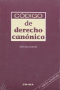 CODIGO DERECHO CANONICO (7ª ED)