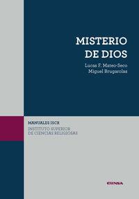 Misterio De Dios - Mateo Seco Lucas Francisco / Miguel Brugarolas Brufau