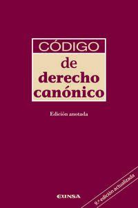 (ED 9) CODIGO DE DERECHO CANONICO