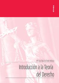 INTRODUCCION A LA TEORIA DEL DERECHO