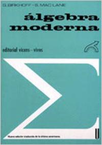 Algebra Moderna - Aa. Vv.