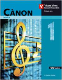 ESO 1 - MUSICA - CANON (+CD)
