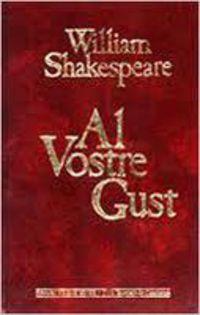 al vostre gust - William Shakespeare