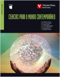 BACH 1 - CIENCIAS PARA O MUNDO CONTEMPORANEO (GAL)