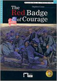 (libro+cd)  The Red Badge Of Courage - Stephen Crane
