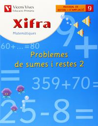EP - XIFRA 9 QUAD PROBLEMES SUMES I RESTES 2