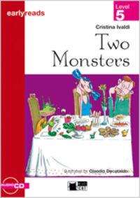 Step 5 - Two Monsters (+cd) - Cristina Ivaldi