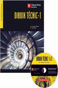 BATX 1 - DIBUIX TECNIC (CAT)