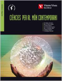BATX 1 - CIENCIES PER AL MON CONTEMPORANI (VAL)